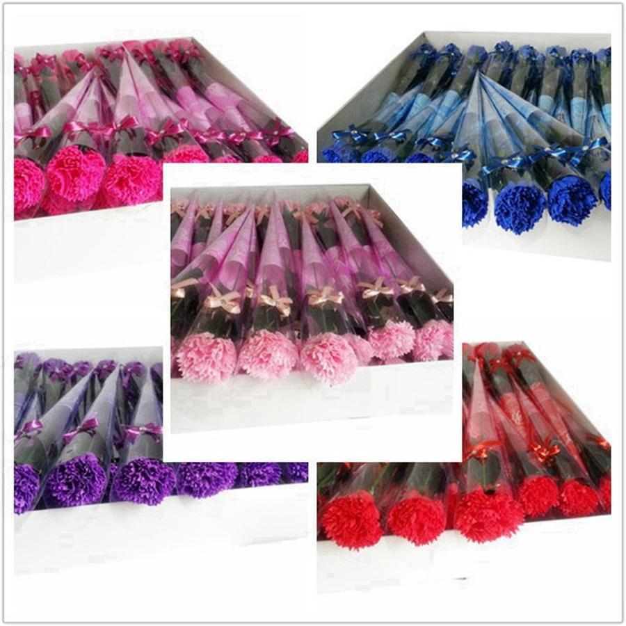 Scented Bath Soap Rose Soap Flower Petal For Wedding Valentines Day Mothers Day Teacher's Day Gifts 6000pcs RRA3218