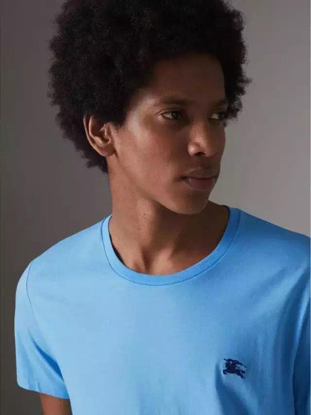 Yeni Pamuk Yüksek Kaliteli 2020 Erkekler Kısa Kollu T-shirt Rc2520200311 Rc250311 7bv4