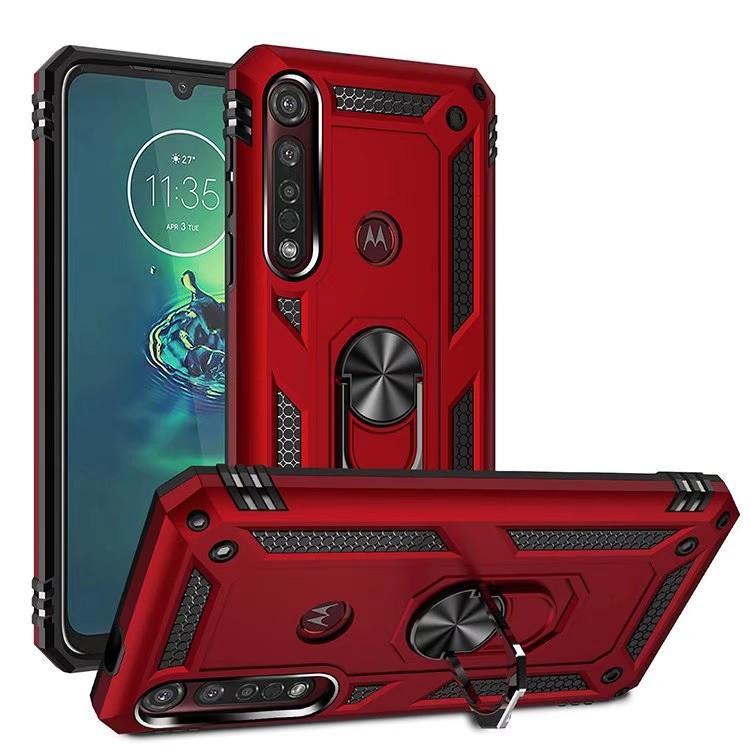 Étui de téléphone lourd antichoc pour Motorola G9 G8 Play Plus E E6S One Fusion G 5G Plus Fast Stylus Power Cas de puissance pour LG K51S K40S K61 K51 Stylo 6