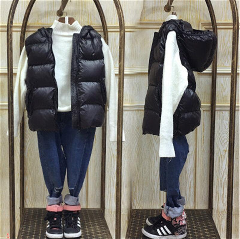 Brand Mens Vest Jackets Hoodies Wearing Warming Mens Jackets 2019 New Mens Casual Fashion Womens Hoodies Hip Hop Windbreak #xy1998
