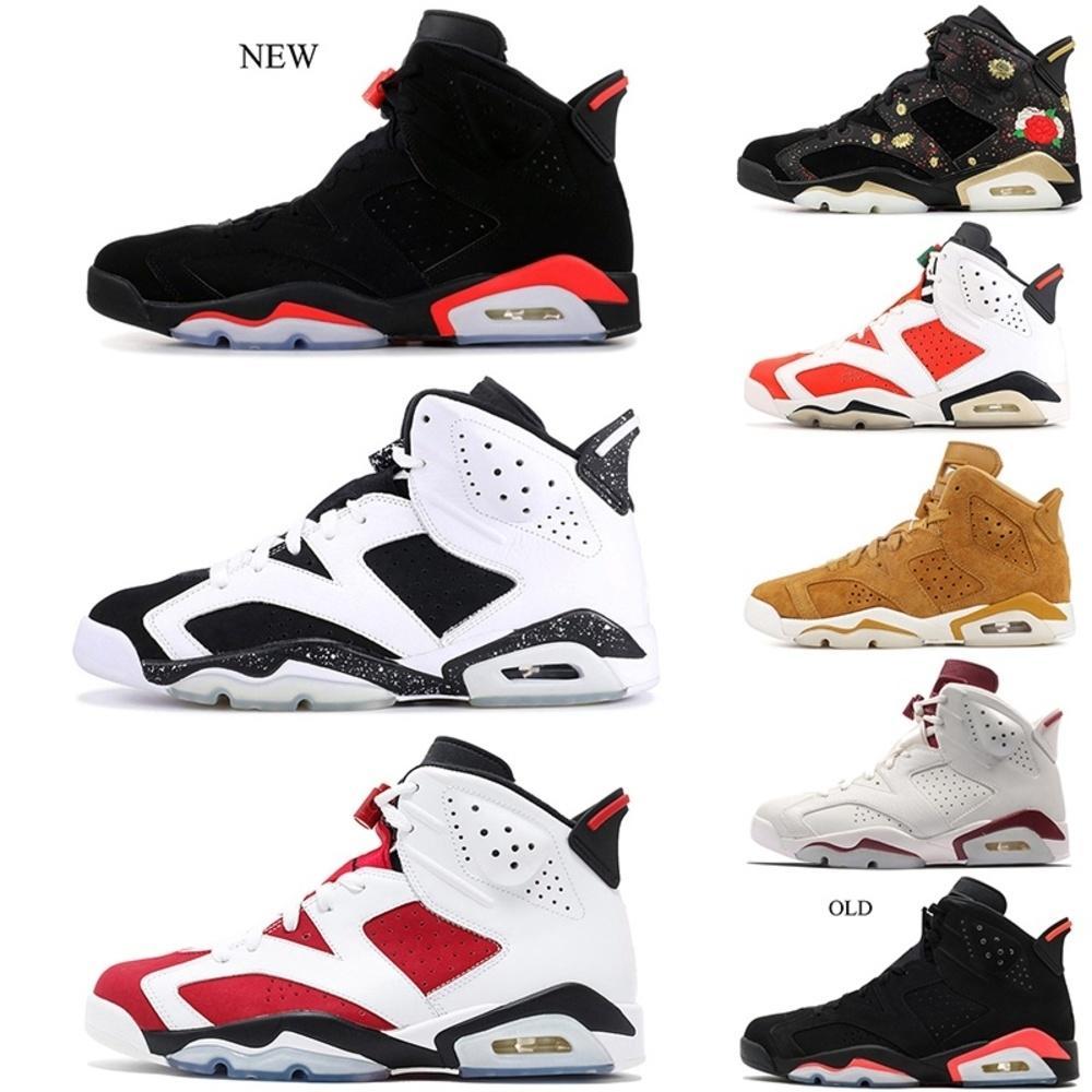 Zapatos Designer 6 6s Hombres Zapatillas de baloncesto 6s Jsp Reflective Silver Cny Gatorade Tinker Hatfield Athletic Sports Hombres Zapatillas de deporte