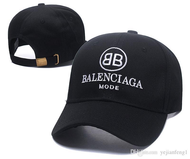 Nuovi arrivi VETEMENTS cappelli Snapback Cappellino da baseball con logo ricamato Cappellini sportivi Cappelli solari