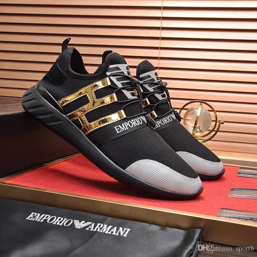 N2 Mode Freizeitschuhe der Qualitätsmänner Sportschuhe bequeme leicht und atmungsaktiv original Box-Verpackung Zapatos Hombre