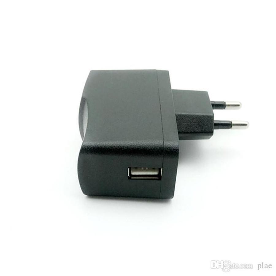 carregador de fonte de alimentação 5V2A US LED UE pequena lâmpada equipamento de comutação DC carregador adaptador de energia USB