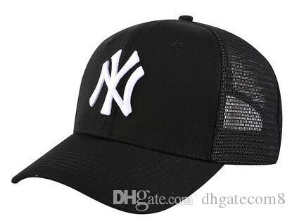 Дешевые Snapback шапка Женщина Мужчины Нью-Йорк шляпа NY кость Логотип команды бейсболка Вышитого Размер команды Плоской Изогнутая Бреет Шляпу бейсболки 01