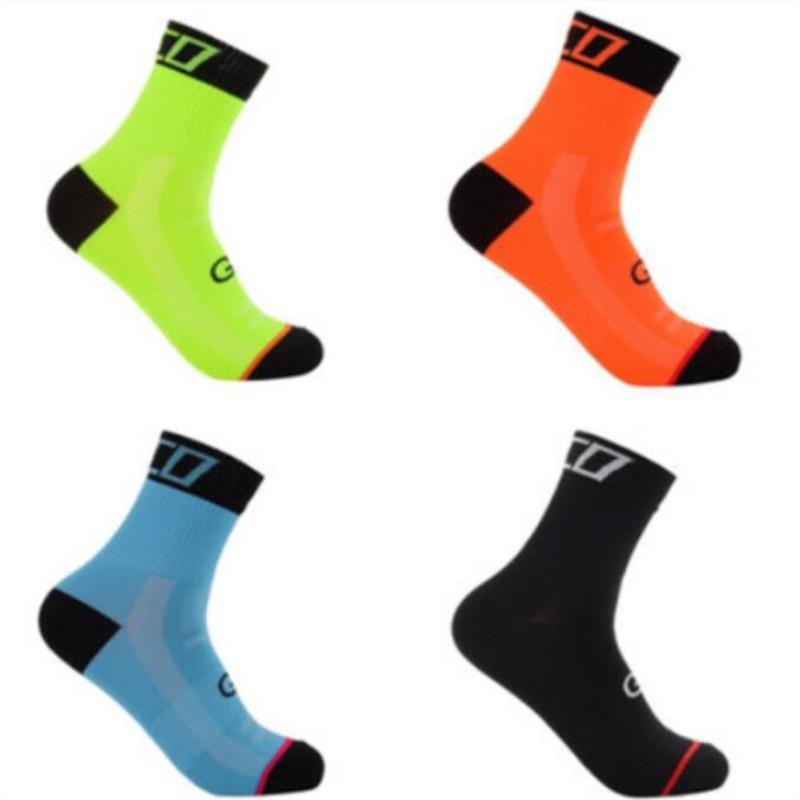 Chaussettes de sport de haute qualité pour hommes de marque respirant chaussettes de vélo de route, sports de plein air, courses de cyclisme
