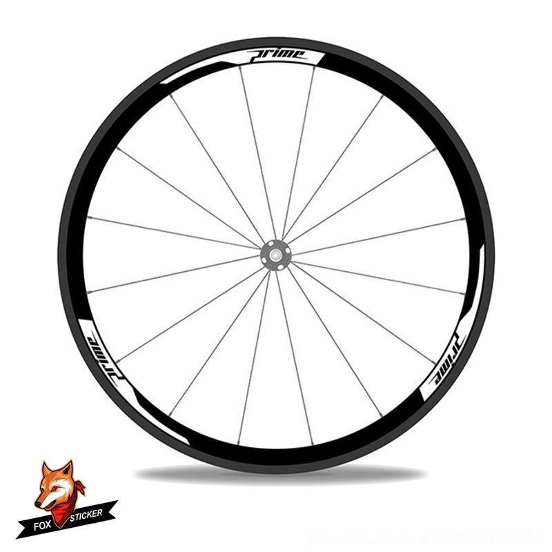 Road Bicycle Carbon Bikes Cycling Wheel Rim Sticker 243038405055608088mm 26er 275er 29er MTB Bike Wheels Decal forprime