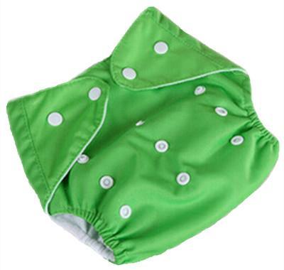 Lovely Baby Pañales niños pañal de tela reutilizable ajustable Pañales cubierta del pañal lavable envío