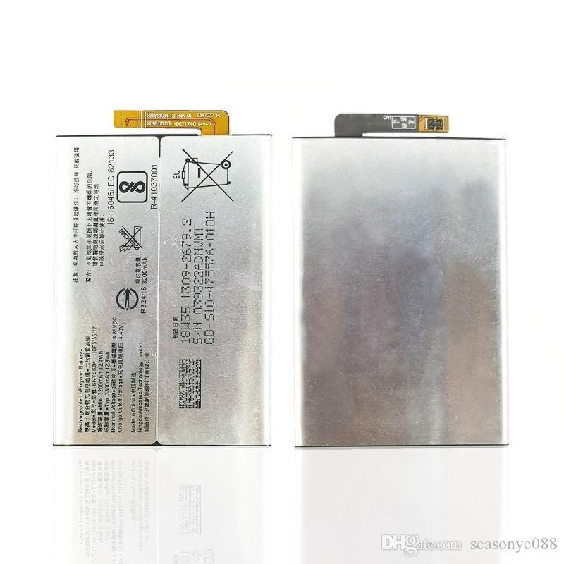 Perakende / Toplu Orijinal 3300mAH / 12.8Wh SNYSK84 Telefon Yedek bataryayı Sony Xperia XA2 XA2P XA2 Artı H3113 H4113 1309-2682 H4233