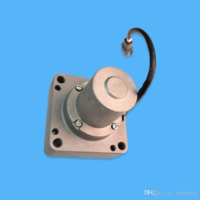 스로틀 모터 4,257,163 주지사 모터 조립 굴삭기에 대한 EX200 EX200-1 / 2 / 3