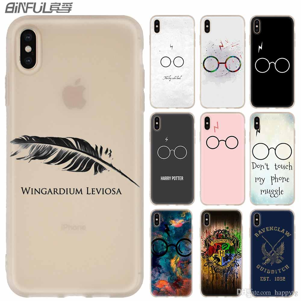 coque iphone 8 harry poter