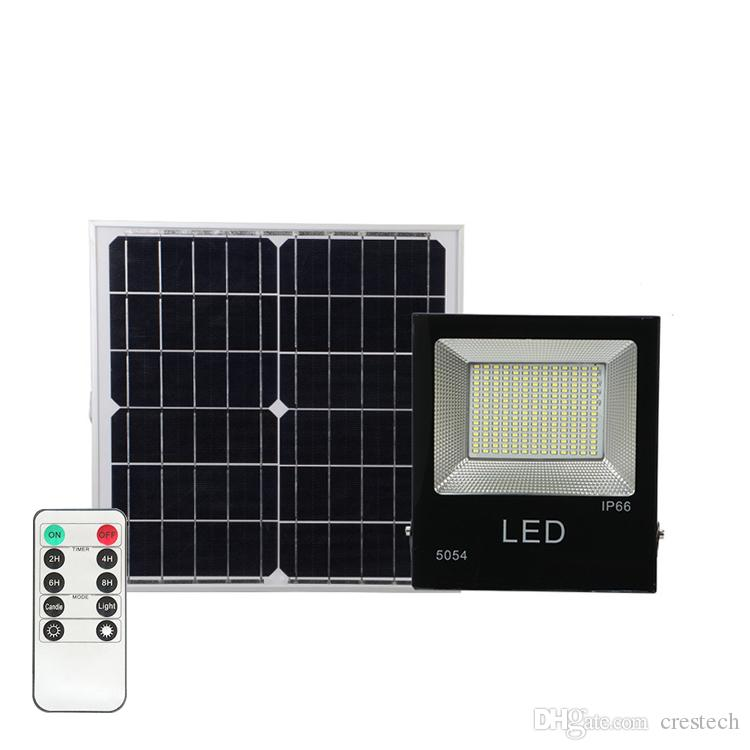 2021 Solar Powered Flood Lights Outdoor Remote Control Solar Light Ip67 Waterproof Dusk To Dawn Solar Security Floodlight Fixture For Yard Bar From Crestech 39 72 Dhgate Com