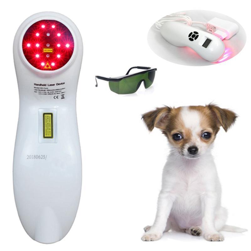 Dispositivo de terapia con láser frío para TLBI lesiones de tejido blando del cuerpo Alivio del dolor humano y animal