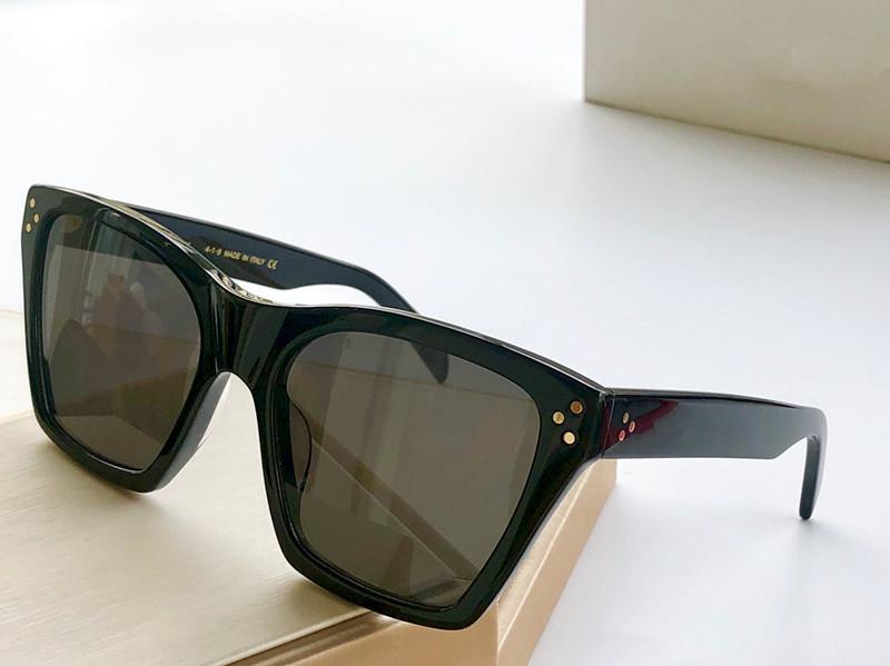 4S090 fashion designer sunglasses for womens square frame new sun glasses Simple atmosphere wild style uv400 protection lens eyewear