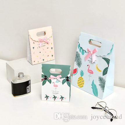 Sac de papier frais d'expédition des sacs à main en papier coût de boîte de sac