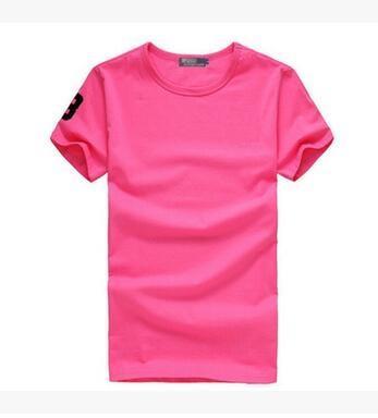 2018 nouvelle Haute qualité coton Grand petit Cheval crocodile O-cou T-shirt à manches courtes marque hommes T-shirts style décontracté pour les hommes de sport T-shirts