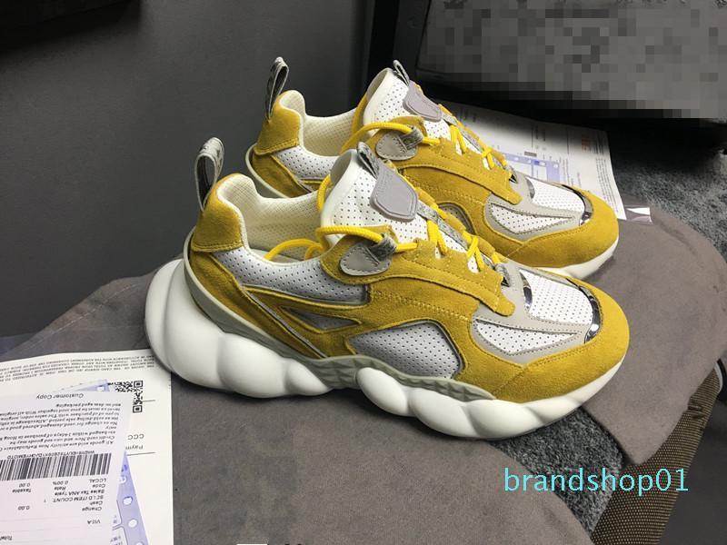 2020 zapatos de las mujeres ocasionales Triple s rojo bnyu34 Diseñador Plate-forme deportivas para hombre de las zapatillas de deporte del monopatín retro Formadores