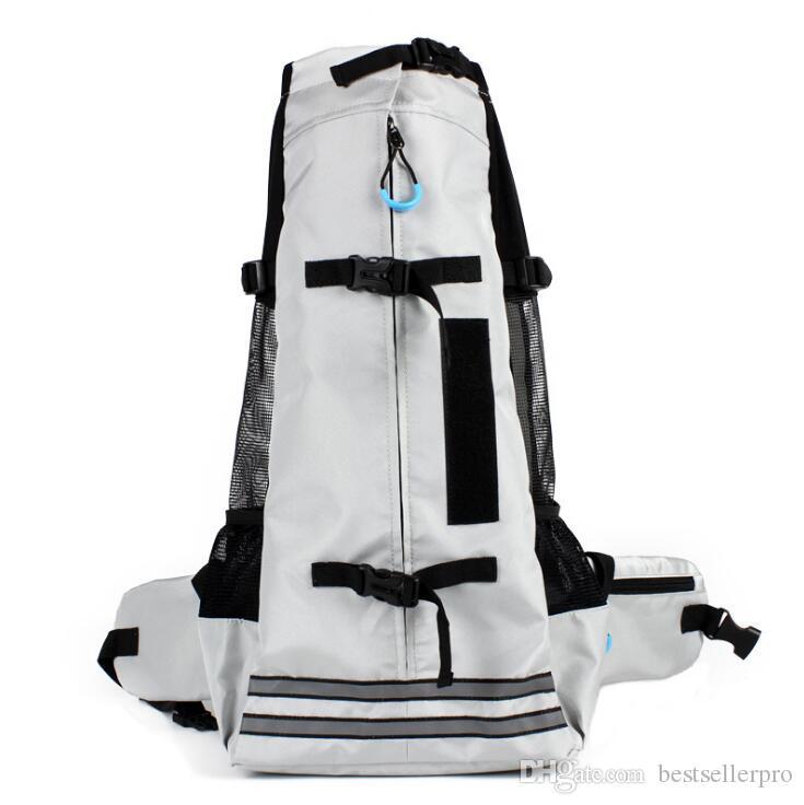 Pet Backpack Corgi de peluche francês Shiba Inu Medium Dog Outdoor -L Portable Size moda de alta qualidade / Atacado