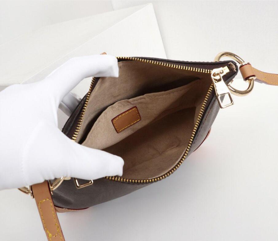 Кожаные бесплатные сумки высокие изящные подлинные 27 см / 32 см 45355 Доставка! Мода Tote 100% сумки Crossbody старинные качественные сумки на плечо WOW LXHU