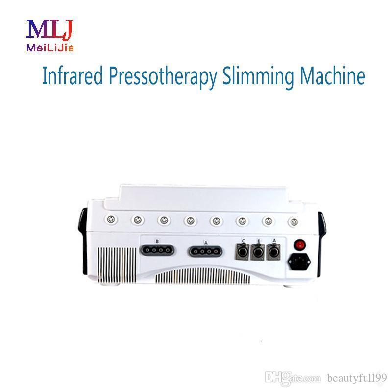 2020 Pressotherapy lenfatik drenaj zayıflama ev ve güzellik için kan dolaşımı kısa süreli kaldır selülit CE onayı makinesi teşvik