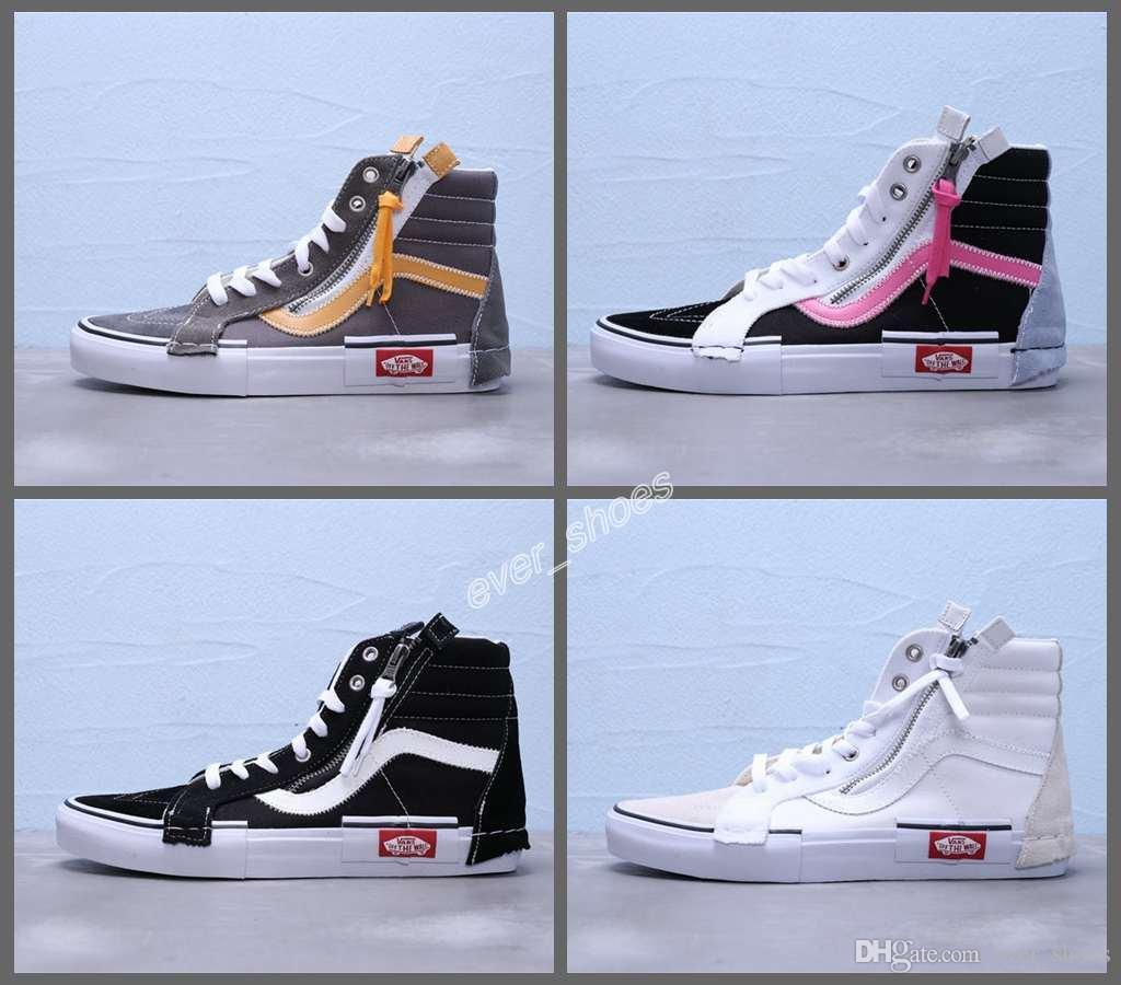 SK8 Hi Cap LX high top sneakers