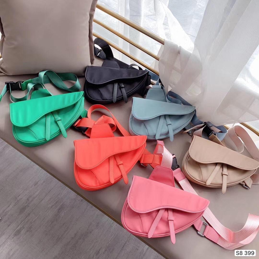 2020 nouvelle ins sac fourre-tout sac de selle tendance toile jacquard sergé mode Designer épaule partie bayswater sac à main les 8 meilleurs # 118