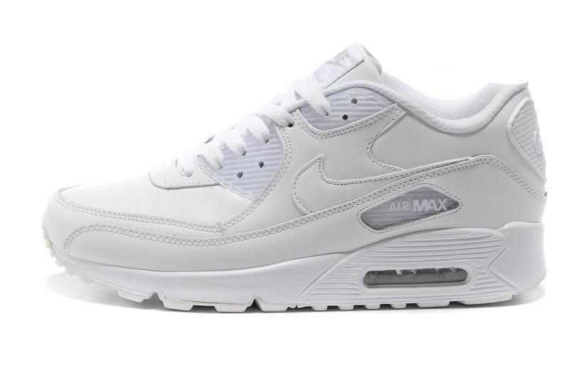 2018 Ucuz Erkekler Kadınlar Sneakers Ayakkabı Klasik 90 Erkek Günlük Ayakkabılar Toptan Drop Shipping Spor Eğitmeni Hava Yastık Spor Ayakkabıları