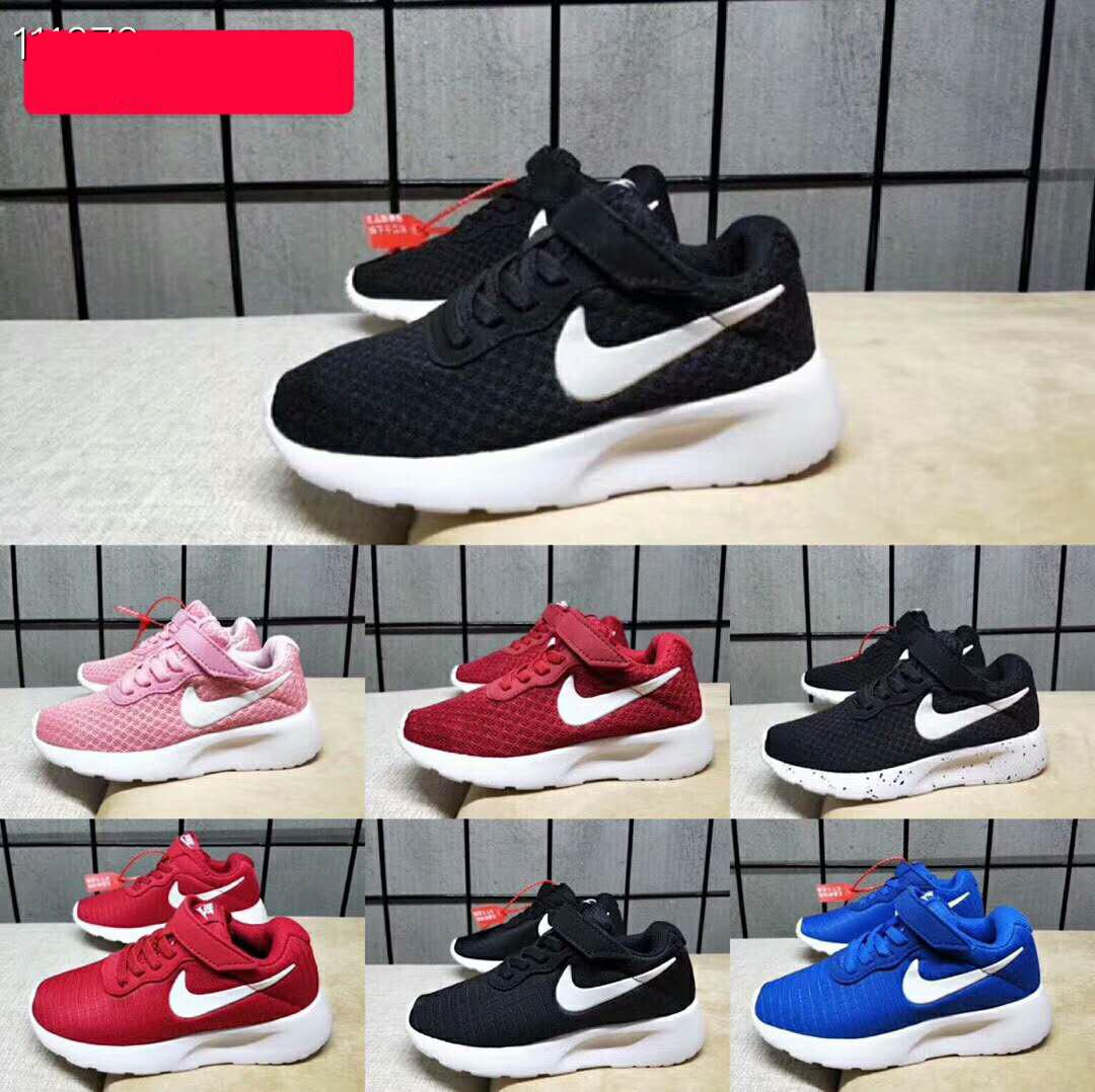 2019 Hot Sale Brand Children Casual Sport Kids Shoes Boys And Girls Sneakers Children's Running Shoes For Kids As Gift AA1974