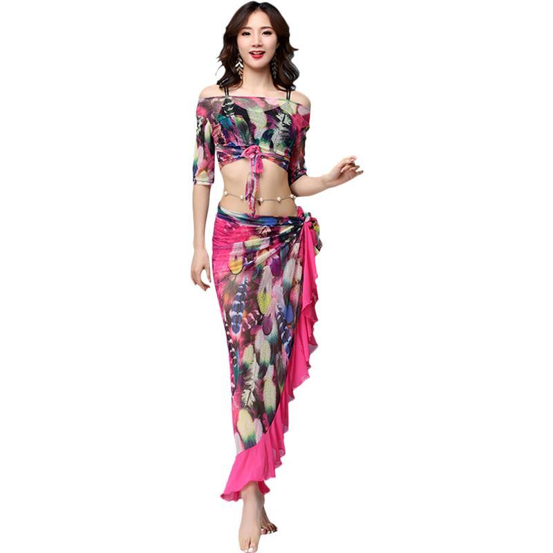 New Arrival Dance Dress Practice Suit Beach Wind Summer Linen Swing Towel Suits Dance Wear