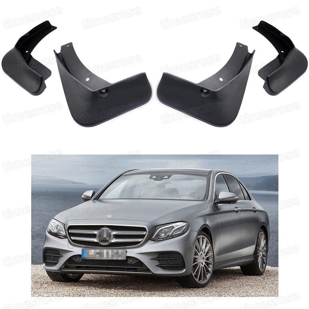 A lama do carro bate o guarda-lamas do pára-choque do protetor do pára-choque para a linha 17-18 de Mercedes E-Classe AMG