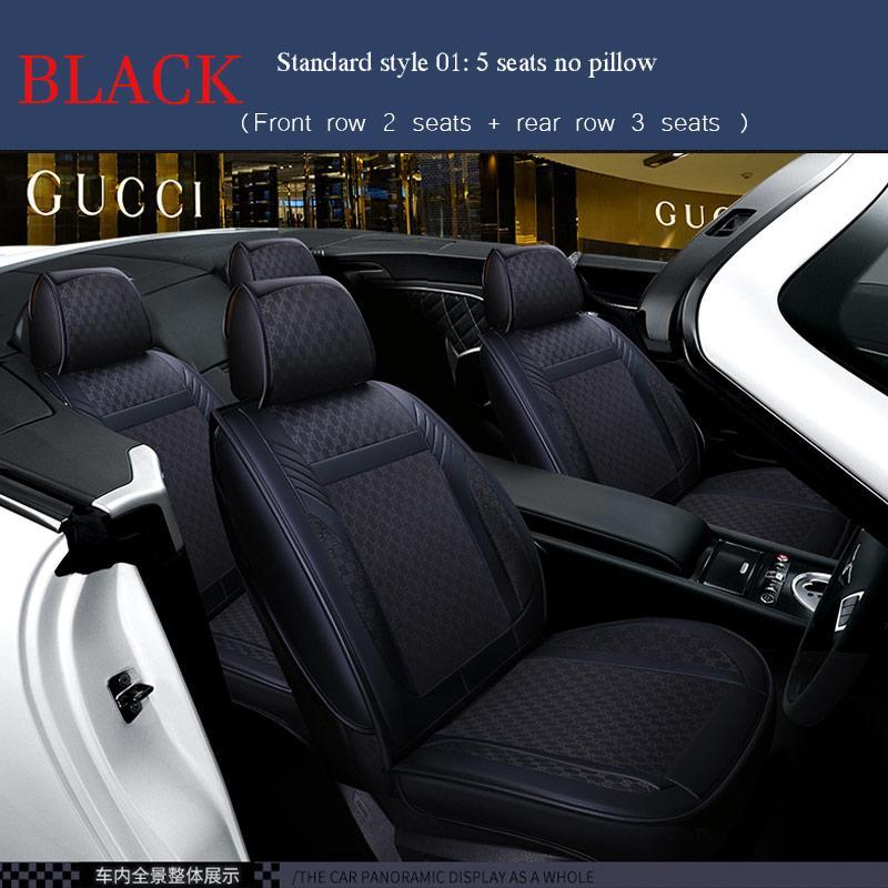Couverture de siège auto universelle pour Volvo V50 V40 C30 XC90 XC60 S80 S60 S40 V70 Accessoires Couvertures pour sièges de véhicules Automobiles Siège