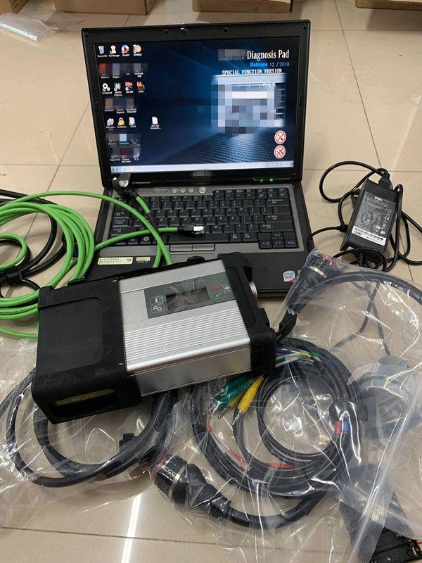 MB Star Plus C5 SD conecta D630 portátil de disco duro SSD 2019.09v D.AS/ DTS / Mb para la estrella de C5 MB Coches Camiones
