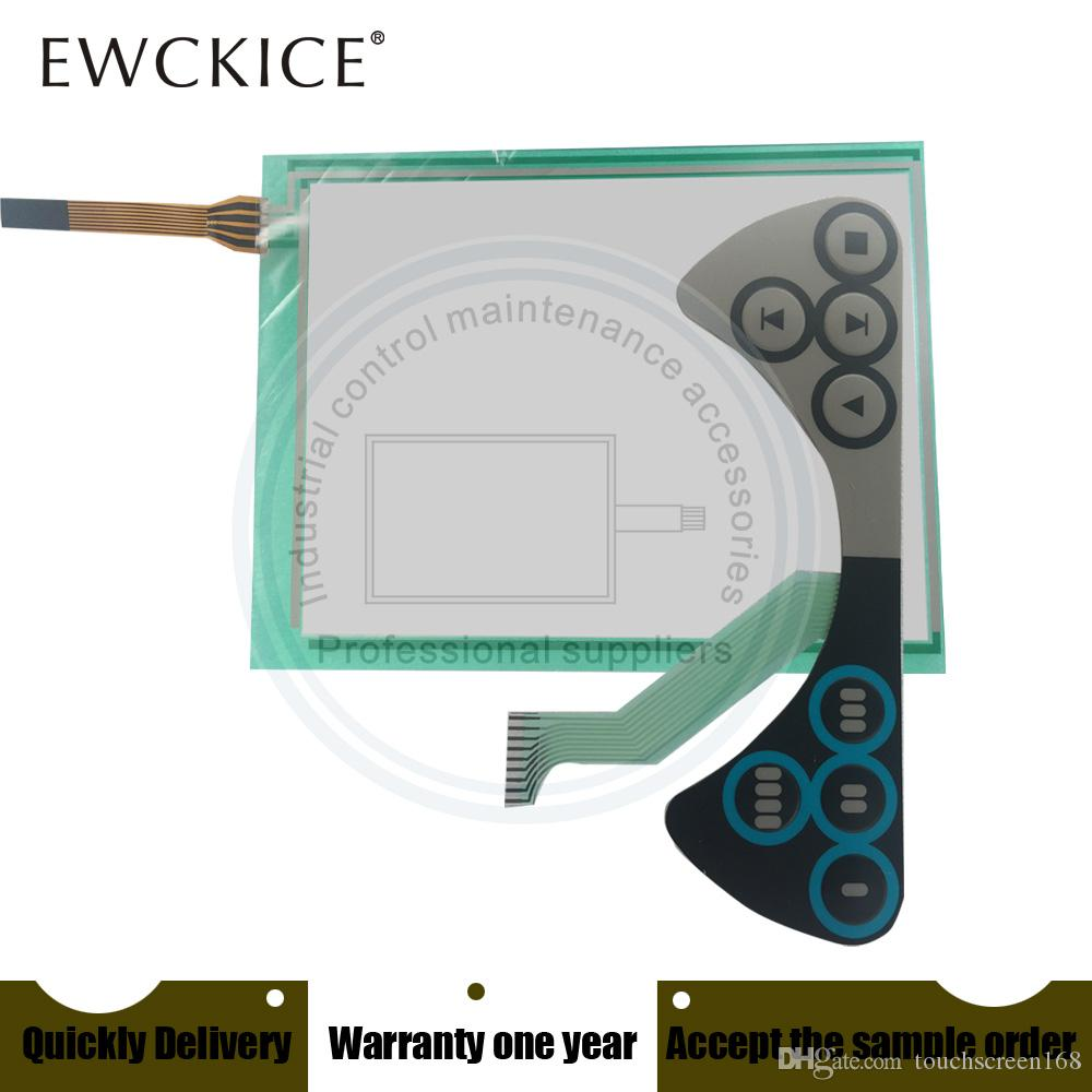 Original NEU SX TPU 2 16/64 3HAC023195-001 3HAC023195-002 PLC HMI Industrie-Touchscreen und Folientastatur