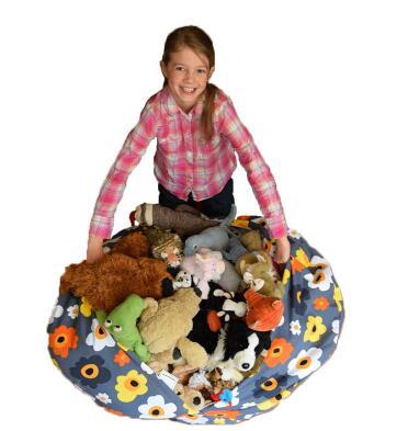 Excellent 43Cm Storage Bean Bags Beanbag Chair Kids Bedroom Stuffed Animal Dolls Organizer Plush Toys Buggy Bags Baby Play Mat Cca7874 Uk 2019 From Flyger Uk Creativecarmelina Interior Chair Design Creativecarmelinacom