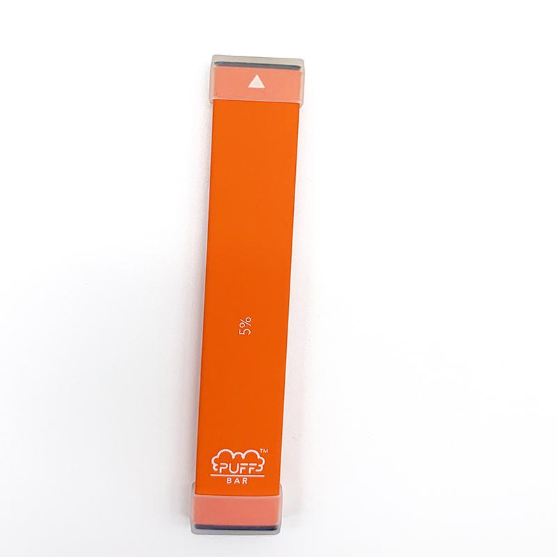 Puff Bar à usage unique Vape Pen Cartouche 280mAh Batterie puffbars dispositif à usage unique Pod Starter Kit jetable Vider Vape Pen 10 Couleur