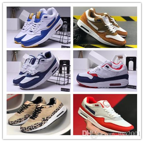 2020 Luft nbspmax 87 DLX Air ATMOS Schuhe Tierpaket 1s 87s Leopard gra max Männer Maxes Classic Athletic Z Schuhe Turnschuhe Größe 40-45 laufen