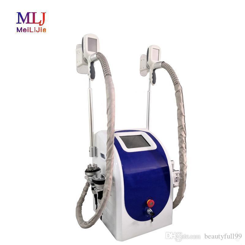 Usine vente 5 en 1 cryolipolyse lipo sous vide graisse la machine congelée de perte de poids pour le corps sllimming