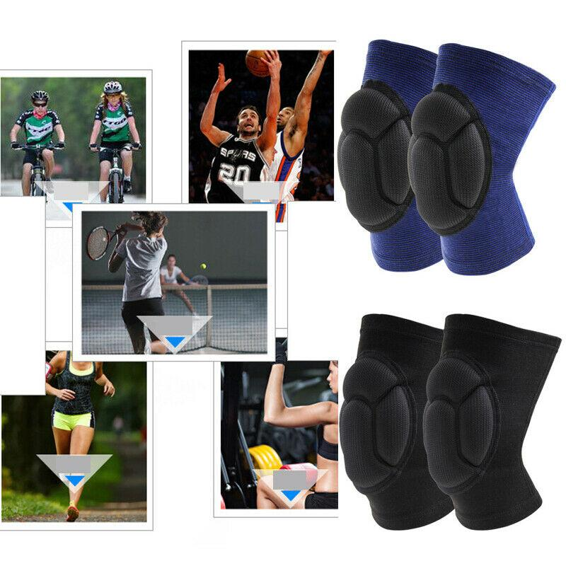 Knee Pad For Dance Gym Bike Volleyball All Sports Exercise Protector Pads