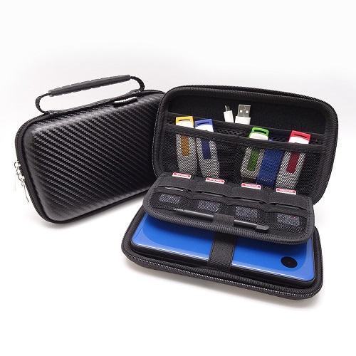 Хранение чехол сумка для Nintendo портативной консоли Nintendo 3DS XL Новая / 3DS XL NEW 3DSXL / LL
