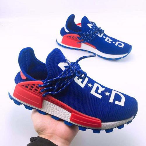 Hotsale PW x Hu Holi Gleiten Solar UB Pharrel Williams PYV Designer Herren Laufschuhe Athletic Sports Sneakers Chaussures
