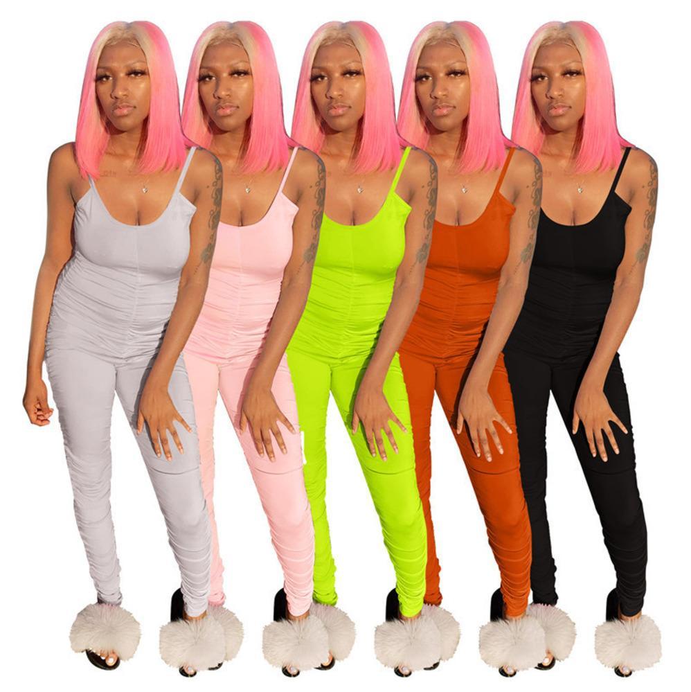 Womens One Piece Shirt Set Tuta Tuta a maniche lunghe Leggings Autunno Stretto casuale nuovo arriva vendita caldo di Abbigliamento Donna 556