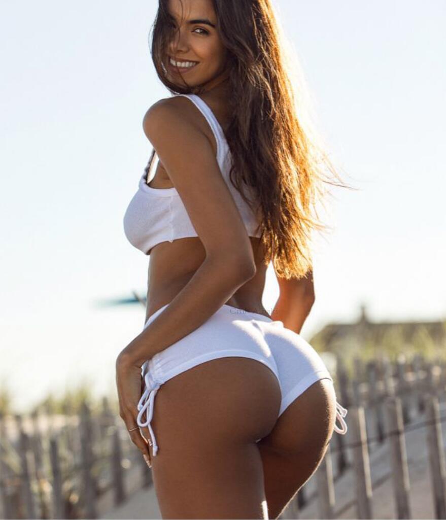 MJ-120 seksi bikini 2019 Çift katlı ızgara perspektif Kaşkorse Ayarlanabilir bikini kadın biquini mayo mayo mayo örtüşen