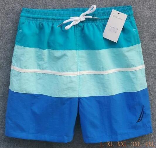 2020 Nuova nautica strisce Sport Shorts freddi di estate di pallacanestro pantaloni di scarsità di vendita calda pantaloni della tuta Classic costumi da bagno Vela Spiaggia pantaloncini blu