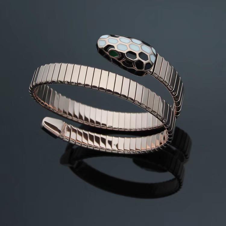 роскошь дизайнер ювелирных изделий браслеты из нержавеющей стали ювелирные изделия любовь браслет цепи браслет змея браслеты ювелирные изделия женщин Womens браслеты