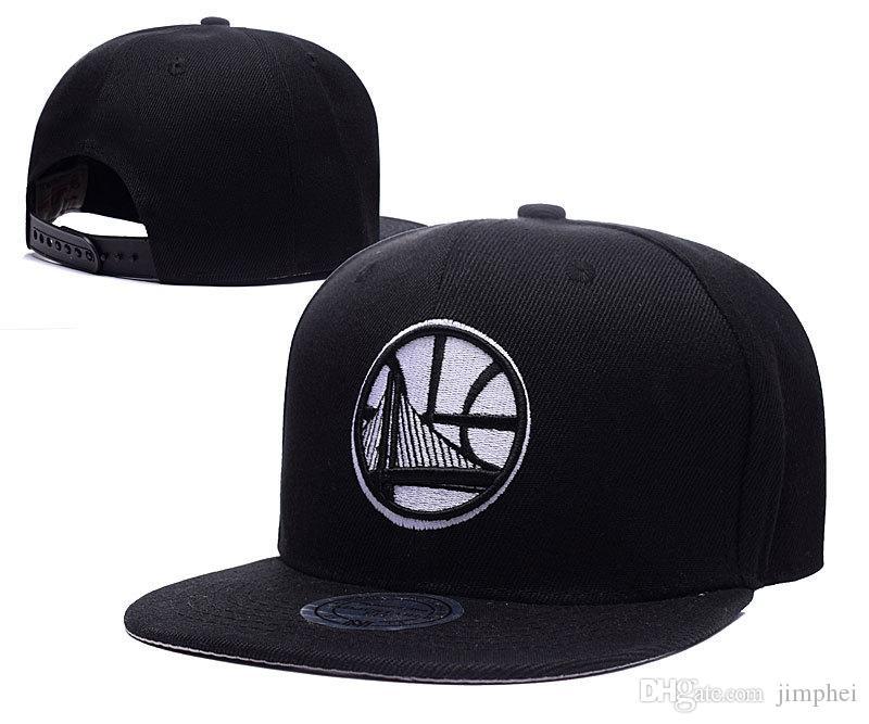 Guerreiro Snapback ajustável Caps Ventiladores da equipe de Esportes Caps Hat Finals Popular snapbacks