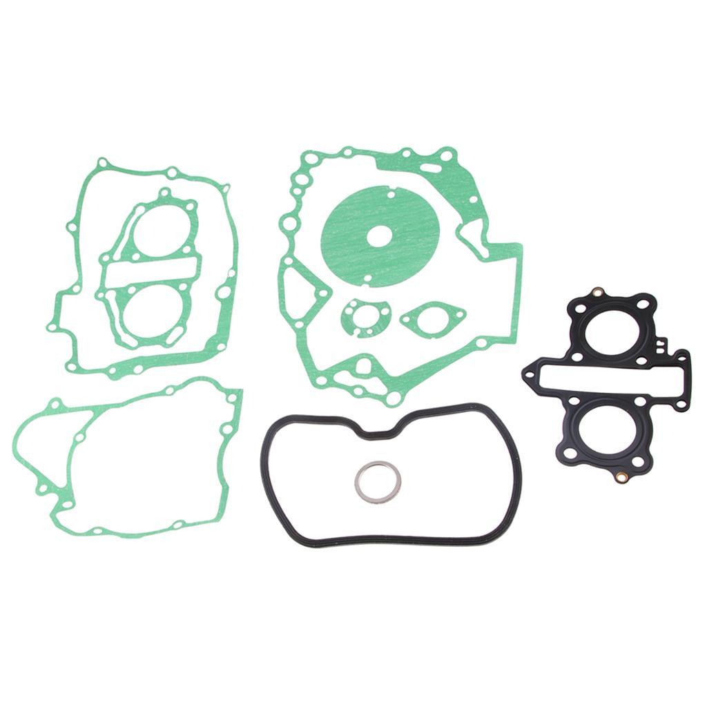 Motorcycle Complete Gasket Cylinder & Engine Gasket for Honda 125cc CBT 125 Models