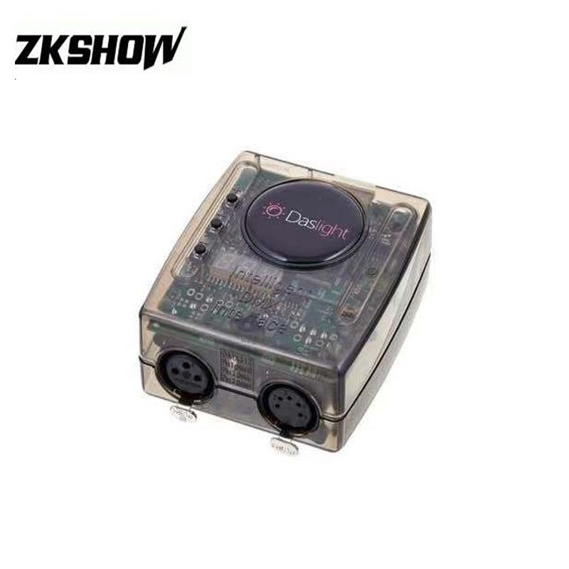Daslight DMX512 USB 소프트웨어 LED 무대 조명 컨트롤러 DVC4 이동 헤드 DJ 콘솔 PC DJ 빛 윈도우 XP MAC 비스타 무료 배송