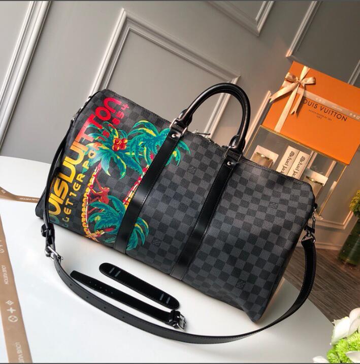 2020men mujeres mochilas de diseño grandes bolsas de viaje de la moda estilo de la capacidad classcal cuero genuino superior qualtyA20