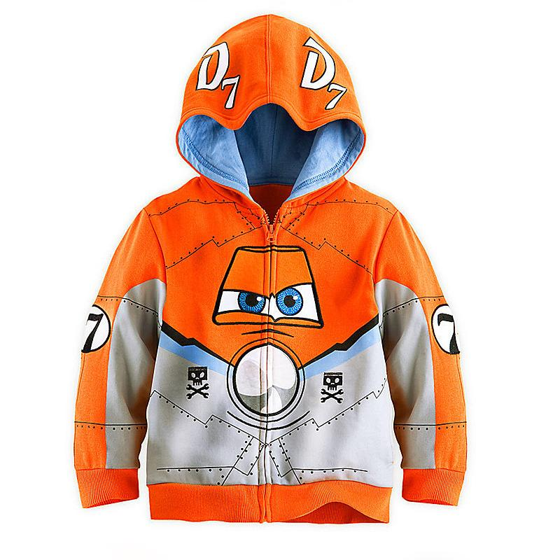 The Plane Boys Coat Spring Cartoon The Avengers Boys Jacket Hooded Casual Captain America Kids Clothes Children Clothing