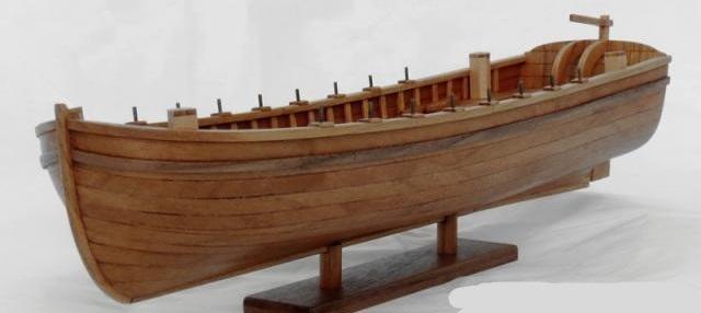 NIDALE модель Sacle 1/48 Laser вырезать из дерева модели Античная жизнь лодка комплекты комплект лодка модель жизни USS Боном Ричард судовое